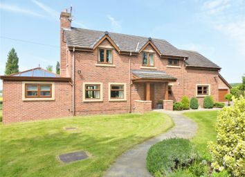 Thumbnail 4 bed detached house for sale in Crestacre House, Green Lane, Barnburgh