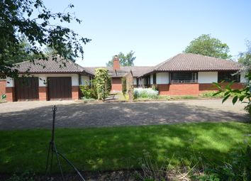 Thumbnail 4 bed detached bungalow for sale in Ginns Road, Stocking Pelham, Buntingford, Hertfordshire
