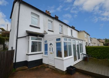 Thumbnail 3 bed end terrace house for sale in Frederick Terrace, Dawlish