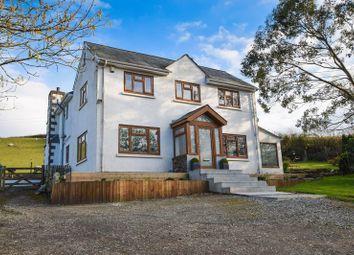 Thumbnail 5 bed detached house for sale in Lezant, Launceston