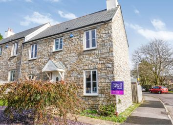 Thumbnail 3 bed semi-detached house for sale in Grenville Meadows, St. Austell
