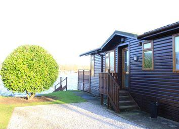 Thumbnail 4 bed mobile/park home for sale in South Lakeland Leisure Village, Borwick, Carnforth, Lancashire