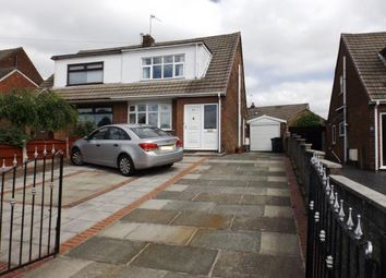 Thumbnail 3 bed semi-detached house for sale in Hollins Road, Hindley, Wigan, Greater Manchester