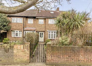 Thumbnail 4 bed terraced house for sale in Church Road, Teddington