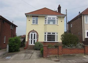 Thumbnail 3 bedroom detached house for sale in Westholme Road, Ipswich