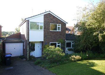 Thumbnail 4 bedroom detached house for sale in Bacons Drive, Cuffley, Potters Bar