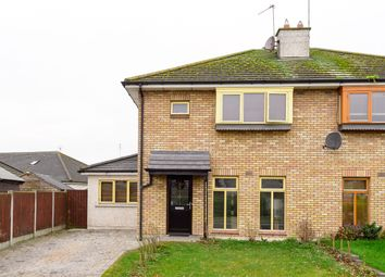 Thumbnail 3 bed semi-detached house for sale in 140 Rathlodge, Ashbourne, Meath