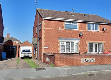 Thumbnail 3 bed semi-detached house for sale in Foredyke Avenue, Hull