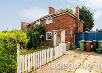Thumbnail 2 bed end terrace house for sale in Rowden Road, Ewell, Epsom