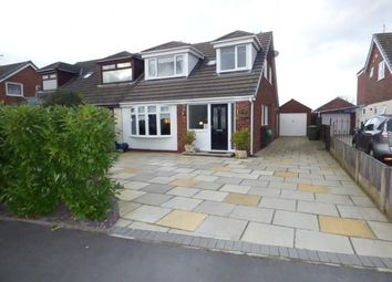 Thumbnail 3 bed semi-detached house for sale in Hawksworth Drive, Formby, Liverpool, Merseyside