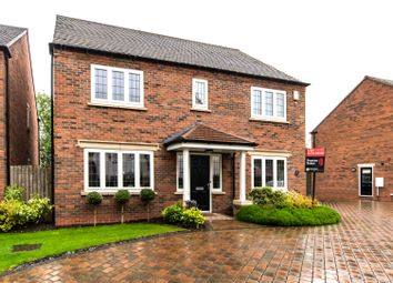 Thumbnail 5 bed detached house for sale in Handley Cross Mews, Cantley, Doncaster