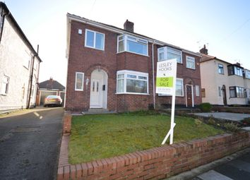 Thumbnail 3 bed semi-detached house for sale in St. David Road, Eastham, Wirral