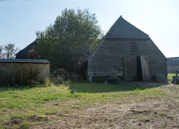 Thumbnail Barn conversion for sale in Stodmarsh, Canterbury, Kent