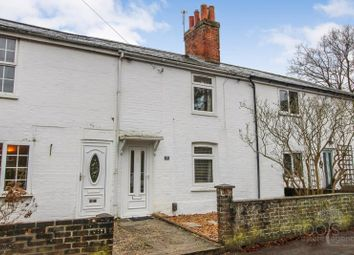 Thumbnail 2 bed terraced house for sale in Andover Road, Newbury