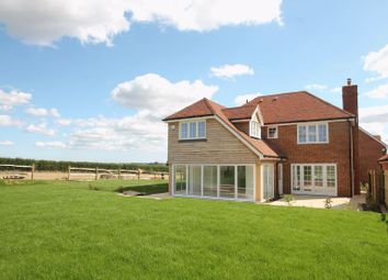 Thumbnail 4 bed detached house for sale in Mulberry Lodge, Bourne Drive, Littlebourne