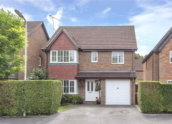 Thumbnail 4 bed detached house for sale in Harvest Road, Chandler's Ford, Eastleigh, Hampshire