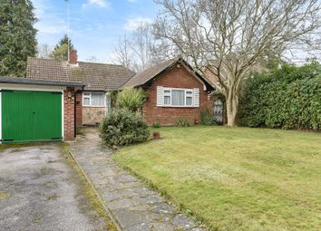 Thumbnail 3 bedroom detached bungalow for sale in Virginia Water, Surrey