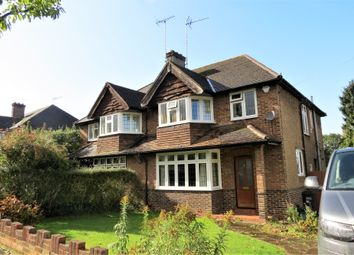 Thumbnail 3 bedroom semi-detached house for sale in Crest Road, South Croydon