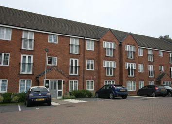 Thumbnail 2 bed flat for sale in Westley Court, Wesley Gardens, West Bromwich