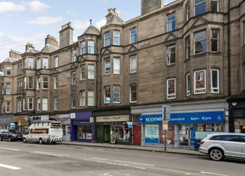 Thumbnail 1 bed flat for sale in Roseburn Terrace, Edinburgh