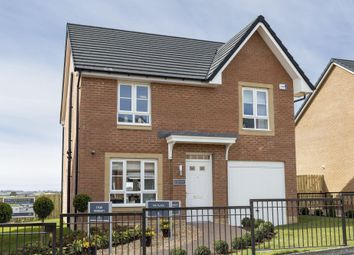 "Thumbnail 4 bedroom detached house for sale in ""Crichton"" at Red Deer Road, Cambuslang, Glasgow"
