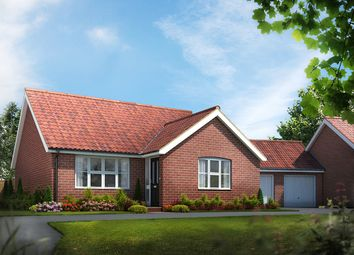 Thumbnail 2 bed bungalow for sale in The Signals, Norwich Road, Watton