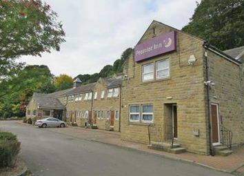 Thumbnail Commercial property for sale in Premier Inn Halifax South, Huddersfield Road, Halifax, West Yorkshire