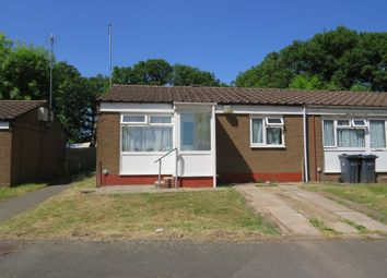 Thumbnail 1 bed semi-detached bungalow for sale in Wellcroft Road, Hodge Hill, Birmingham
