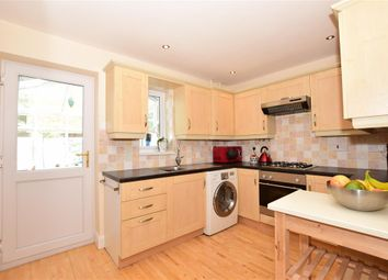 Thumbnail 2 bed terraced house for sale in Merleburgh Drive, Kemsley, Sittingbourne, Kent