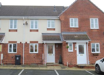 Thumbnail 2 bed terraced house to rent in Galingale View, Newcastle-Under-Lyme