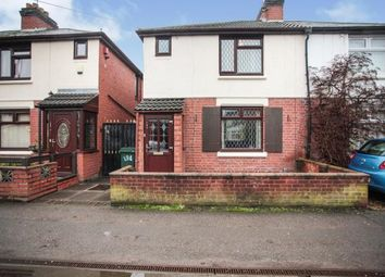 Thumbnail 3 bed semi-detached house for sale in Grange Road, Longford, Coventry, West Midlands