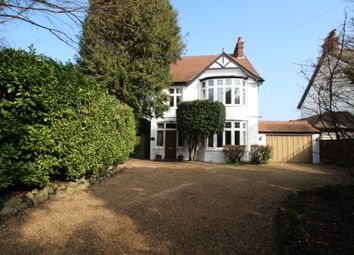 Thumbnail 5 bed detached house to rent in Crofton Lane, Petts Wood, Orpington