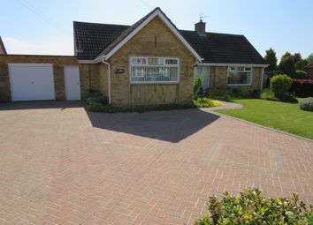 Thumbnail 2 bed detached bungalow for sale in Garnsgate Road, Long Sutton, Spalding