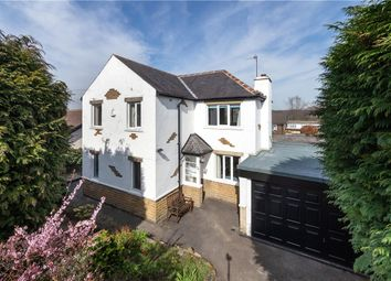 Thumbnail 3 bed detached house for sale in Manor Drive, Cottingley, Bingley, West Yorkshire
