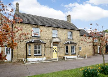 Thumbnail 4 bed detached house for sale in Thrapston Road, Spaldwick, Huntingdon
