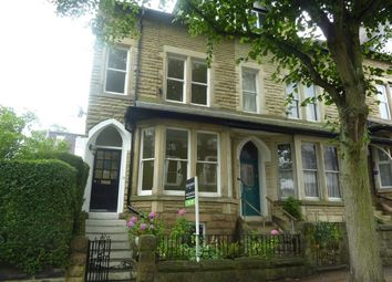 Thumbnail 4 bed town house to rent in Belmont Road, Harrogate, North Yorkshire