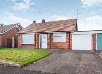 Thumbnail 2 bed detached bungalow for sale in Orchard Close, Middlewich