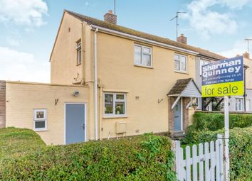 Thumbnail 3 bed semi-detached house for sale in Coppice Road, Ryhall, Stamford