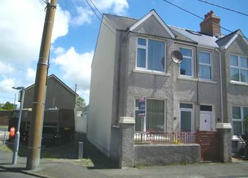 Thumbnail 3 bed end terrace house for sale in Shakespeare Avenue, Milford Haven