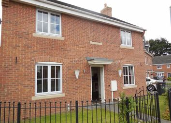 Thumbnail 4 bed detached house to rent in Russett Close, Barwell, Leicester
