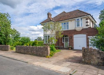 Thumbnail 4 bed detached house for sale in Wimborne Road, Knighton, Leicester