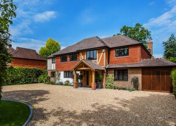 Thumbnail 5 bed detached house for sale in Mellersh Hill Road, Wonersh, Guildford