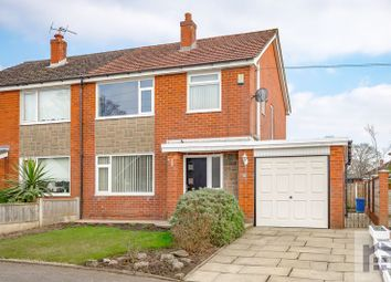 Thumbnail 3 bed semi-detached house for sale in Fieldside Avenue, Euxton