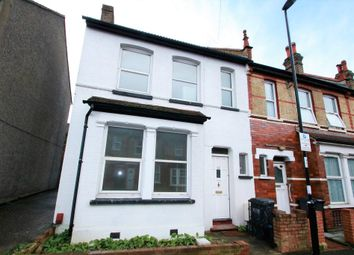 Thumbnail 3 bed end terrace house to rent in Abbey Road, Croydon