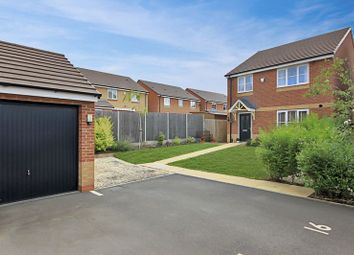 Thumbnail 4 bed detached house for sale in Jefferson Walk, Stafford