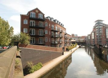 Thumbnail 2 bed flat for sale in Waterside Court, 101 St. Vincent Street, Birmingham, West Midlands