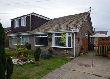 Thumbnail 2 bed semi-detached bungalow for sale in Beech Close, Sproatley, East Yorkshire