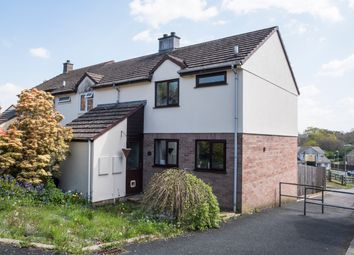 Thumbnail 2 bed semi-detached house to rent in Monksmead, Tavistock