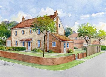 Thumbnail 3 bedroom semi-detached house for sale in Manor Gardens, Langthorpe, Boroughbridge