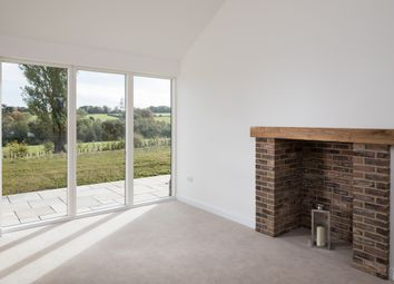 Thumbnail 4 bed barn conversion for sale in Plaxdale Green Farm Road, Stansted